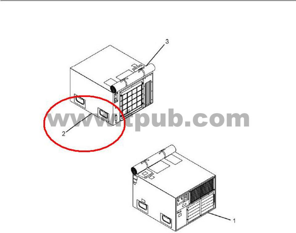 4120 01 523 4131 Air Conditioner